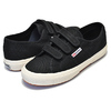 SUPERGA 2750 COT3 VELU black× S00BN20-999画像