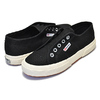 SUPERGA 2750 COTU SLIPON black S007EV0-999画像