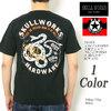 """CROWS × SKULL WORKS 半袖Tシャツ """"SKULLWORKS×陣内公平"""" SCW-1107画像"""