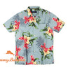 Tommy Bahama UNDER THE HIBISCUS SUN CAMP SHIRT画像