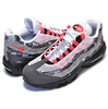 "NIKE AIR MAX 95 PRNT ""WE LOVE NIKE"" black/bright crimson AQ0925-002画像"