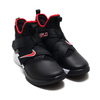 NIKE LEBRON SOLDIER XII EP BLACK/UNIVERSITY RED-WHITE AO4053-001画像