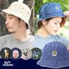 gym master ハッピー刺繍 HAT G999372画像