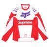 Supreme × Fox Racing Moto Jersey Top RED画像