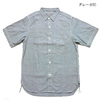 SUNNY SPORTS RAILROAD COLOR CHAMBRAY S/S SHIRT SN10S084SS画像