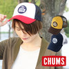 CHUMS Booby Face Mesh Cap CH05-1109画像