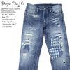 BURGUS PLUS Lot.770 15oz Standard Selvedge Jeans Midnight Mid 770-22MM画像