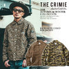CRIMIE BACK SATIN CAMO BOA JACKET C1H5-JK27画像