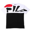 FILA LEE TEE BLACK BM1047-08画像