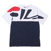 FILA LEE TEE NAVY BM1047-20画像