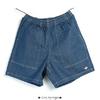 DANTON JD-2537YMN Men's Denim Shorts画像
