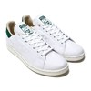 adidas Originals Stan Smith Running White/Running White/Collegeate Green D96737画像