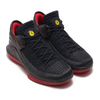 NIKE AIR JORDAN XXXII LOW PF BLACK/GYM RED-TOUR YELLOW AH3347-003画像