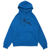 Supreme Lee Hooded Sweatshirt DARK AQUA画像