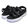 FILA DISRUPTOR SP SANDAL black/white FS1SPA2002X-BBK画像