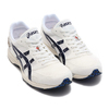 asics TARTHER JAPAN WHITE/BLUE PRINT 1013A007-100画像