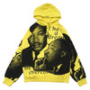 Supreme MLK Hooded Sweatshirt LEMON画像