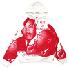 Supreme MLK Hooded Sweatshirt WHITE画像