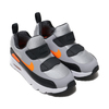 NIKE AIR MAX TINY 90 (PS) WOLF GREY/TOTAL ORANGE-ANTHRACITE-WHITE 881927-009画像