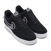 NIKE AIR FORCE 1 '07 LV8 BLACK/WHITE-COOL GREY-WHITE 823511-014画像