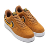 NIKE AIR FORCE 1 '07 LV8 MUTED BRONZE/YELLOW OCHRE-SEQUOIA-WHITE 823511-204画像