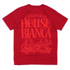 Bianca Chandon Legendary House Of Bianca T-Shirt BRICK画像