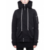 DRKSHDW HOODED BOMBER SHORT DU18F7764-MU画像