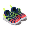 NIKE DYNAMO FREE SE (TD) GYM BLUE/VOLT-RACER BLUE-FLASH CRIMSON AA7217-400画像