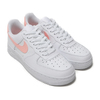 NIKE WMNS AIR FORCE 1 '07 WHITE/ORACLE PINK-WHITE AH0287-102画像