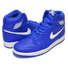 "NIKE AIR JORDAN 1 RETRO HIGH OG ""HYPER ROYAL""h.royal/sail 555088-401画像"