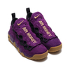 NIKE AIR MORE MONEY NIGHT PURPLE/METALLIC GOLD-BLACK AR5401-500画像