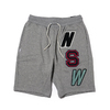 NIKE AS M NSW SHORT FLC CARBON HEATHER 930249-091画像
