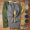 KIFFE SERGEANT NARROW TROUSERS KF180TC14011画像