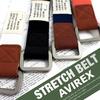 AVIREX STRETCH BELT 6189165画像