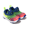 NIKE DYNAMO FREE SE (PS) GYM BLUE/VOLT-RACER BLUE-FLASH CRIMSON AA7216-400画像