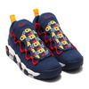 NIKE AIR MORE MONEY MIDNIGHT NAVY/MIDNIGHT NAVY-SAIL-GYM RED AR5396-400画像