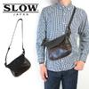 SLOW Herbie series #49S124G Flap Shoulder Bag S画像