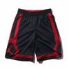 NIKE RISE SHORT 1 BLACK/GYM RED/GYM RED/GYM RED 924562-011画像