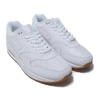 NIKE AIR MAX 1 WHITE/WHITE-WHITE-GUM MED BROWN AH8145-109画像