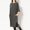 MANASTASH WS WIDE TEE DRESS 7283022画像