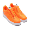 NIKE AIR FORCE 1 '07 LV8 JDI LTHR TOTAL ORANGE/TOTAL ORANGE-WHITE-BLACK BQ5360-800画像