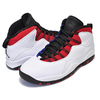 "NIKE AIR JORDAN 10 RETRO ""RUSSELL WESTBROOK"" ""MICHAEL JORDAN"" ""LIMITED EDITION for JORDAN BRAND"" WHT/RED/BLU/BLK 310805-160画像"