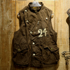 """FREEWHEELERS UNION SPECIAL OVERALLS """"1933 MUROC ROADSTER RACES"""" Vintage Weather Paraffin 1821028画像"""