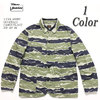YANK SHIRE COVERALL CAMOUFLAGE 570-491-04画像