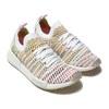adidas Originals NMD_R1 STLT PK W RUNNING WHITE/SEMI SOLAR YELLOW/SOLAR PINK B43838画像