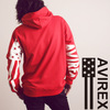 AVIREX IMPACT SLEEVES SWEAT PARKA 6183514画像