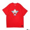 THE SIMPSONS x ATMOS LAB KRUSTY TEE RED AL18F-PT02-RED画像