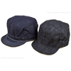 TROPHY CLOTHING DIRT DENIM ENGINEER CAP TR18SP-702画像
