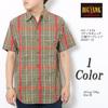 BIG YANK マドラスチェック 半袖ワークシャツ 560481-23画像