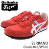 Onitsuka Tiger SERRANO Classic Red/White D109L-600画像